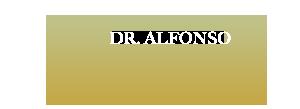 Dr. Alfonso Monarres